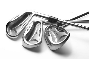 Mizuno Men's MX-25 Irons Steel 3-PW
