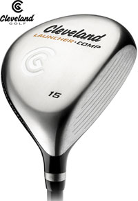 Cleveland LAUNCHER COMP TITANIUM FAIRWAY WOOD