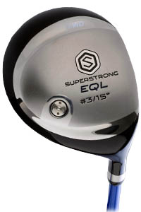 MD Golf SUPERSTRONG EQL FAIRWAY WOOD