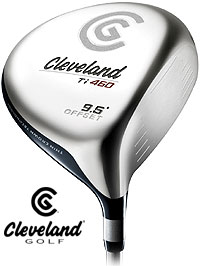 Cleveland LAUNCHER TI 460 OFFSET DRIVER (GRAPHITE SHAFT)