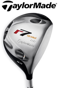 Taylormade R7 HT QUAD DRIVER (CONFORMING)